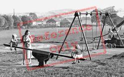 Brearley Park c.1955, Old Whittington