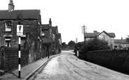 Old Whittington, Church Street North c1955