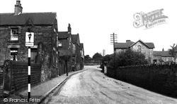 Old Whittington, Church Street North c.1955