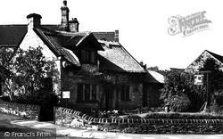 Old Whittington, The Revolution House c.1955