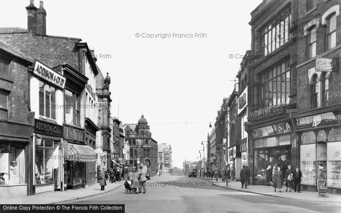 Oldham, High Street 1951