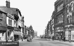High Street 1951, Oldham
