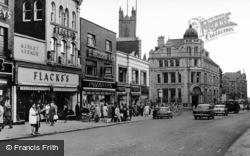 High Street c.1960, Oldham