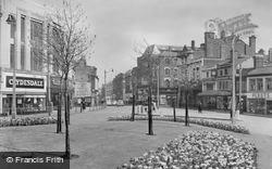 Market Place c.1960, Oldham