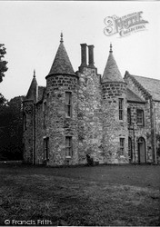 Oldmeldrum, Meldrum House 1950