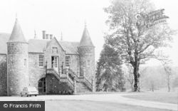 Oldmeldrum, Meldrum House c.1965