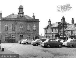 Oldmeldrum, The Square c.1965