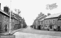 Olney, Bridge Street c.1955