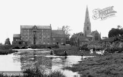 Olney, The Mill c.1955