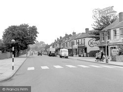 Olton, Warwick Road 1952
