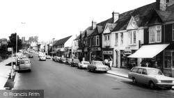 Olton, Warwick Road c.1965