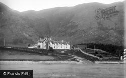 Onich, Loch Leven Hotel c.1890