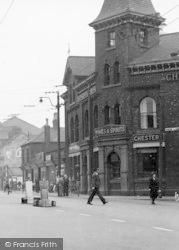 Openshaw, Ashton Old Road c.1955