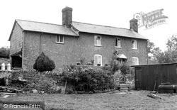 Orcop Hill, Pantparlais Guest House c.1955
