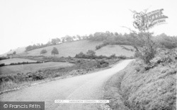 Orcop Hill, Saddlebow Common c.1955