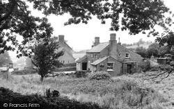 Orcop Hill, The Fountain Inn c.1955