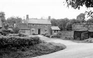Orcop, the Fountain Inn c1955