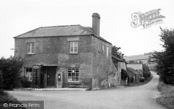 Orcop Hill, The Post Office c.1955
