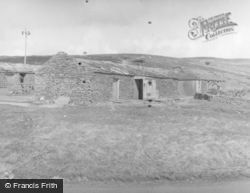 Orkney, Bay Of Houton, Farm 1958