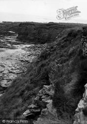 Orkney, Breckness Broch 1954, Orkney Islands