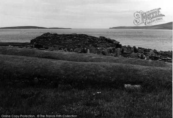 Photo of Orkney, Broch Of Gurness, Aikerness 1954