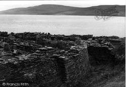 Orkney, Broch Of Gurness, Aikerness 1954