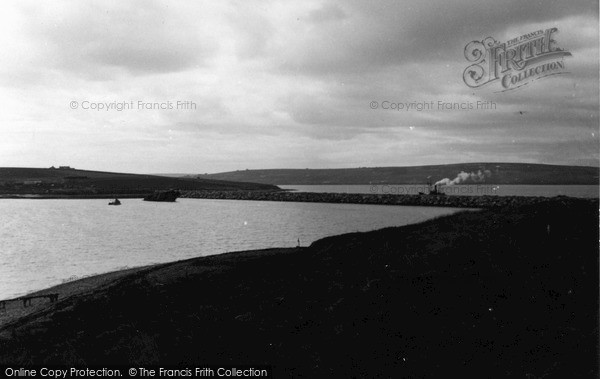 Photo of Orkney, Churchill Barrier c.1955