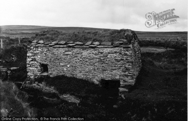 Photo of Orkney, Click Mill, Donnby 1954