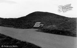 Orkney, Dingieshowe Broch 1954, Orkney Islands