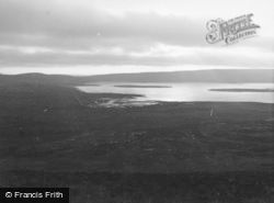 Orkney, Evening View From Wideford Hill c.1955