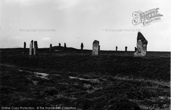 Photo of Orkney, Ring Of Brodgar 1954