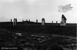 Orkney, Ring Of Brodgar 1954