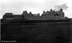 Orkney, Skaill House 1954