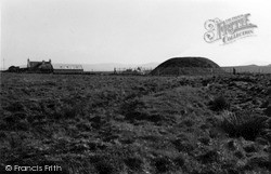 Orkney, Unstan Promontory Fort 1954, Orkney Islands