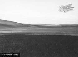 Orkney, View Towards Loch Of Kirbister And Waullkmill Bay c.1955