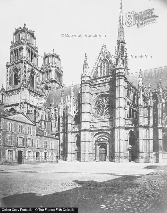 Photo of Orleans, Cathedral c.1935