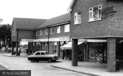 Ormesby, Lealholm Crescent, Shopping Parade c.1960