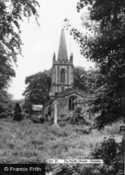 Ormesby, St Cuthbert's Church c.1955
