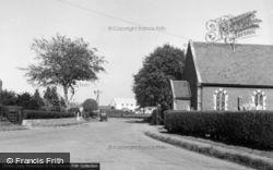 Ormesby St Margaret, North Road 1950