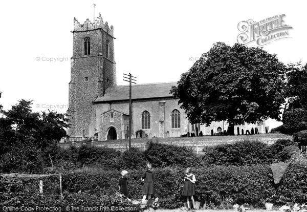 Photo of Ormesby St Margaret, St Margaret's Church c.1930