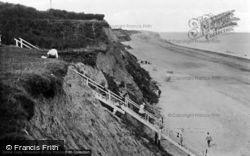 Ormesby St Margaret, The Cliffs c.1930