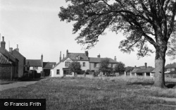 Ormesby St Margaret, The Green c.1950