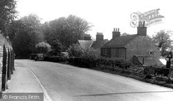 Ormesby St Margaret, The Main Road 1956