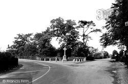 Ormesby St Margaret, War Memorial And Principal Streets c.1930