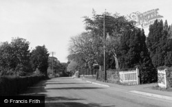 Ormesby St Margaret, Yarmouth Road 1950
