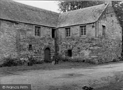 Ormiston, Old Hall 1956