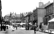 Ormskirk, Aughton Street 1902