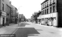 Ormskirk, Aughton Street c.1960