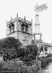 Church Of St Peter And St Paul 1894, Ormskirk