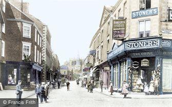 Ormskirk, Church Street 1894